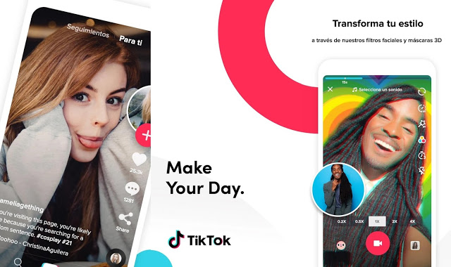 Descarga TikTok Modificado para tu Android