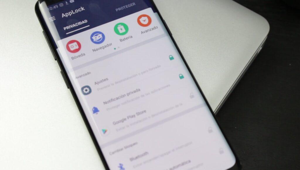 App block, permite bloquear aplicaciones