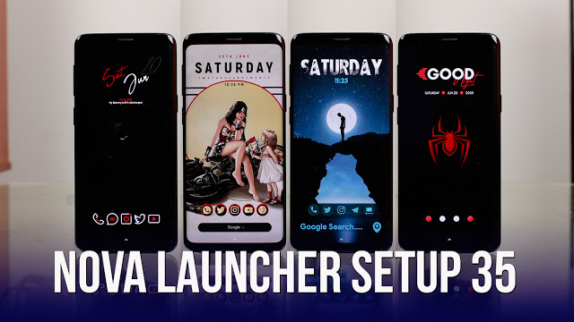 Nova Launcher Setup 35   Personalizaciones Android Extremas!