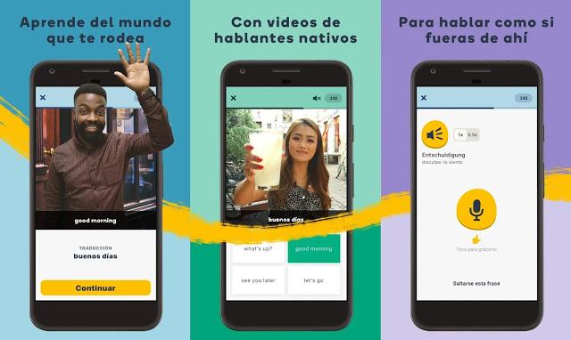 Como Aprender Cualquier Idioma en Android con Memrise
