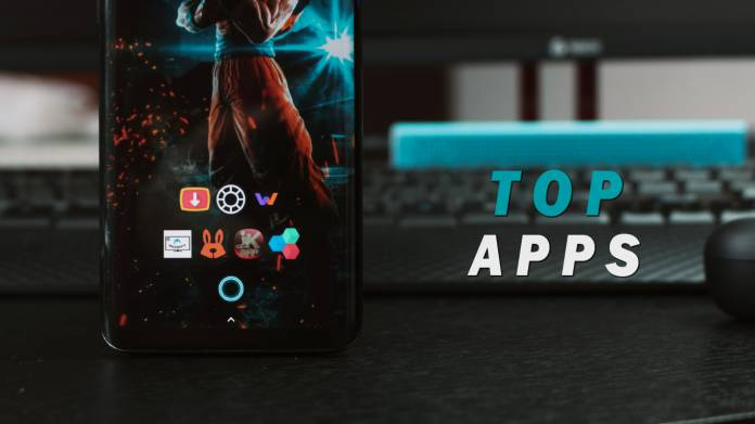 top aplicaciones android