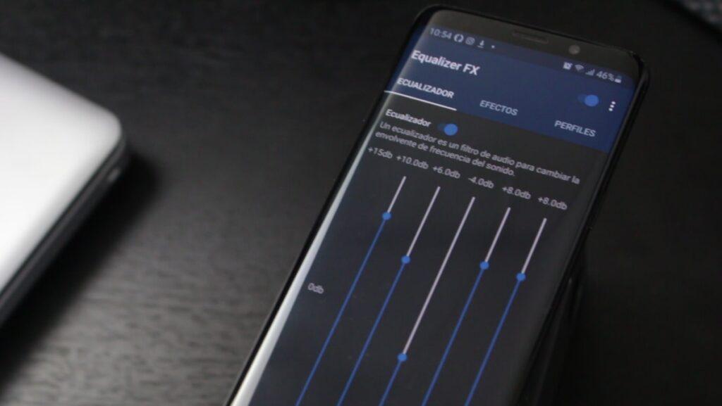 Equalizer Fx ecualizador de sonido android