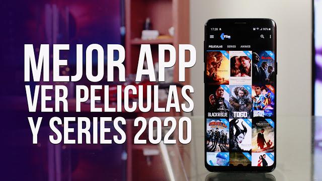 Mejor Aplicacion Android para Ver Peliculas y Series 2021