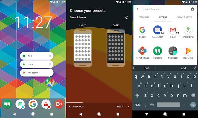 Descarga Nova Launcher Prime Apk Full | Mejor Aplicación Launcher para tu Android