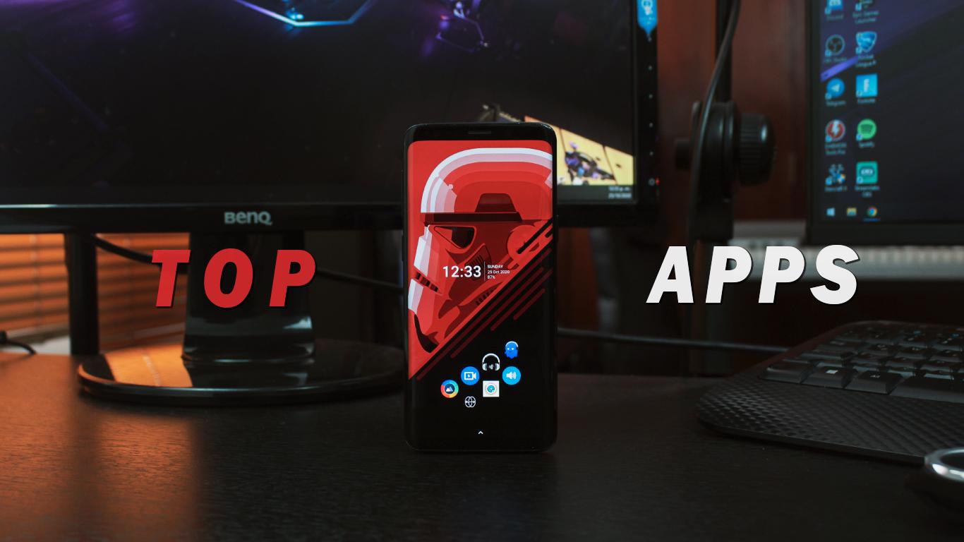 7 Aplicaciones Android pedidas por Suscriptores del canal