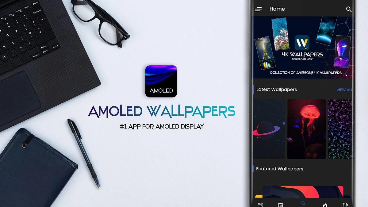 Descarga los Mejores Wallpapers Android con Amoled Wallpapers