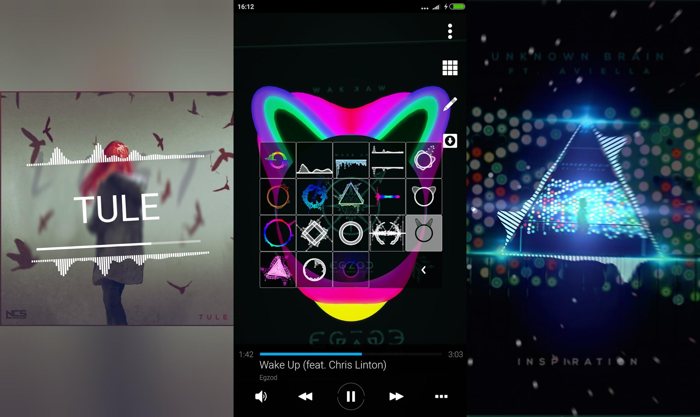 Descarga Mejor Reproductor de Música Android con Avee Player