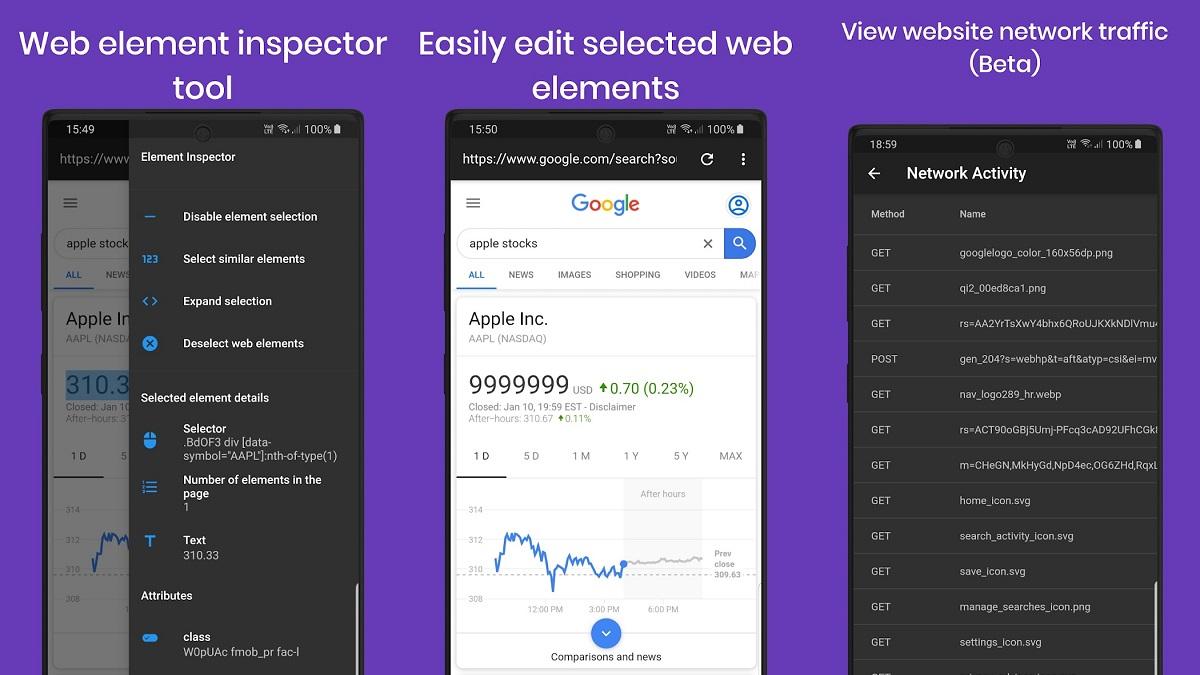 Descarga el Mejor Navegador Android con Dev Browser