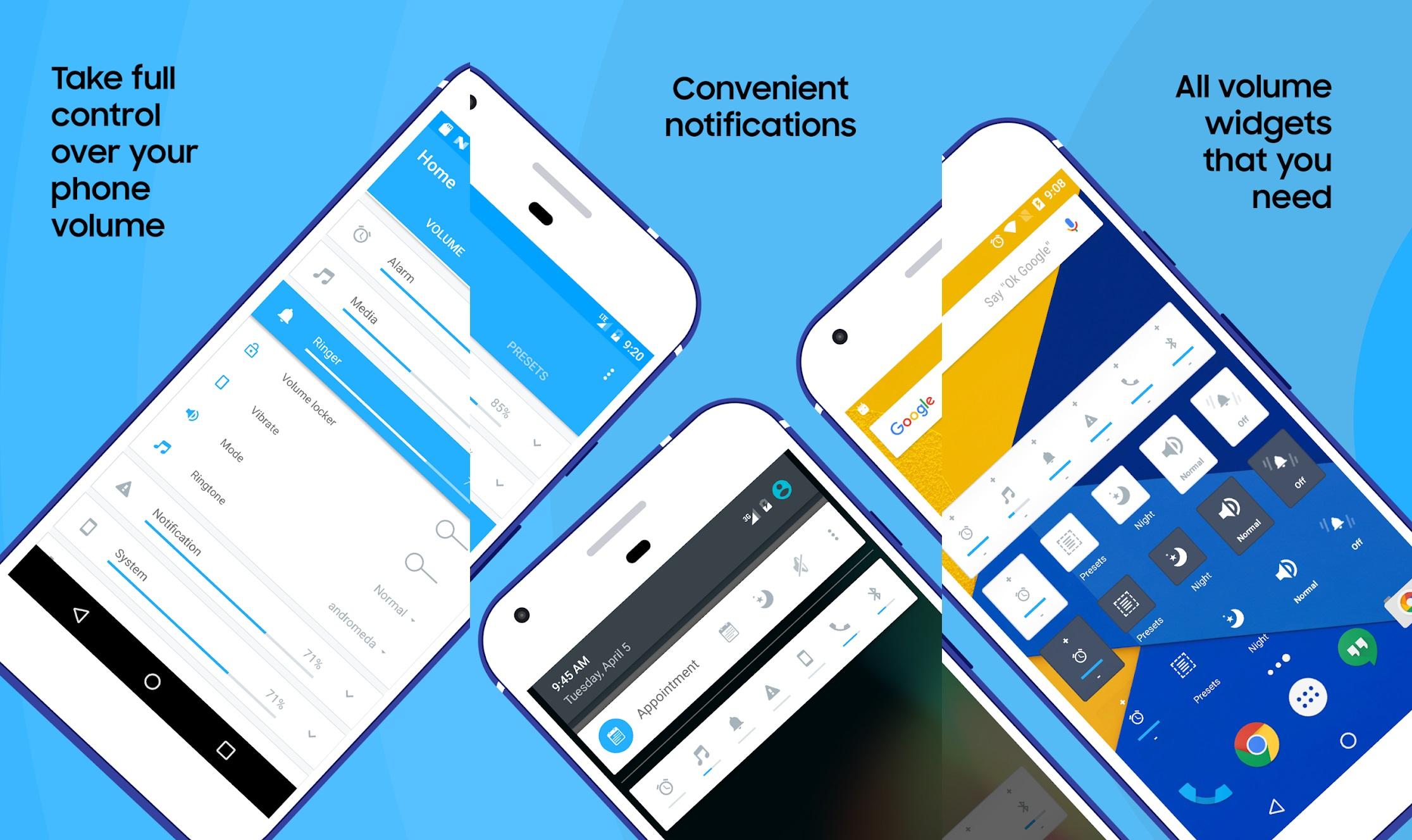 Descarga la Mejor Aplicación para Control el Volumen en tu Android