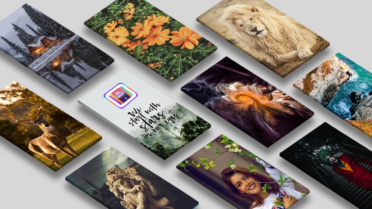 Como Descargar Wallpaper Gratis y Movimiento Android con 4kWallpapers