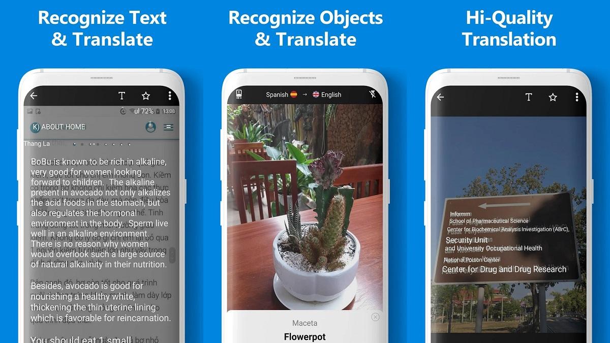 Como Traducir Cualquier Idioma con Cámara de tu Android