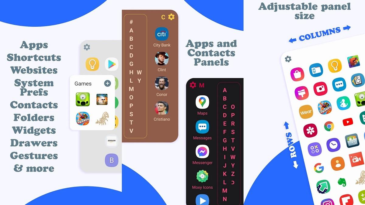 Descarga Mejores Atajos para Android con Panels