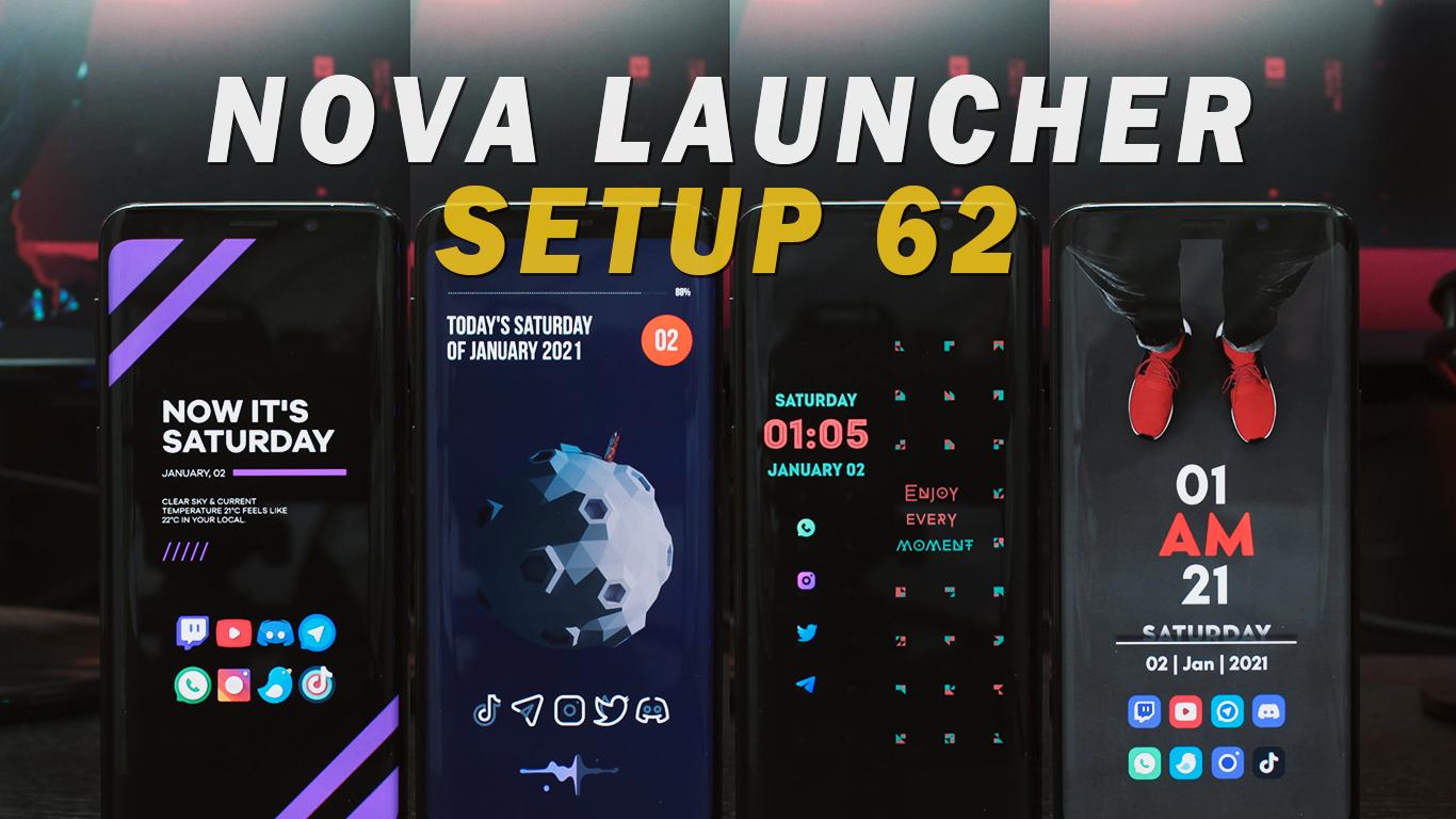 4 Personalizaciones Android al Extremo! | Nova Launcher Setup 62