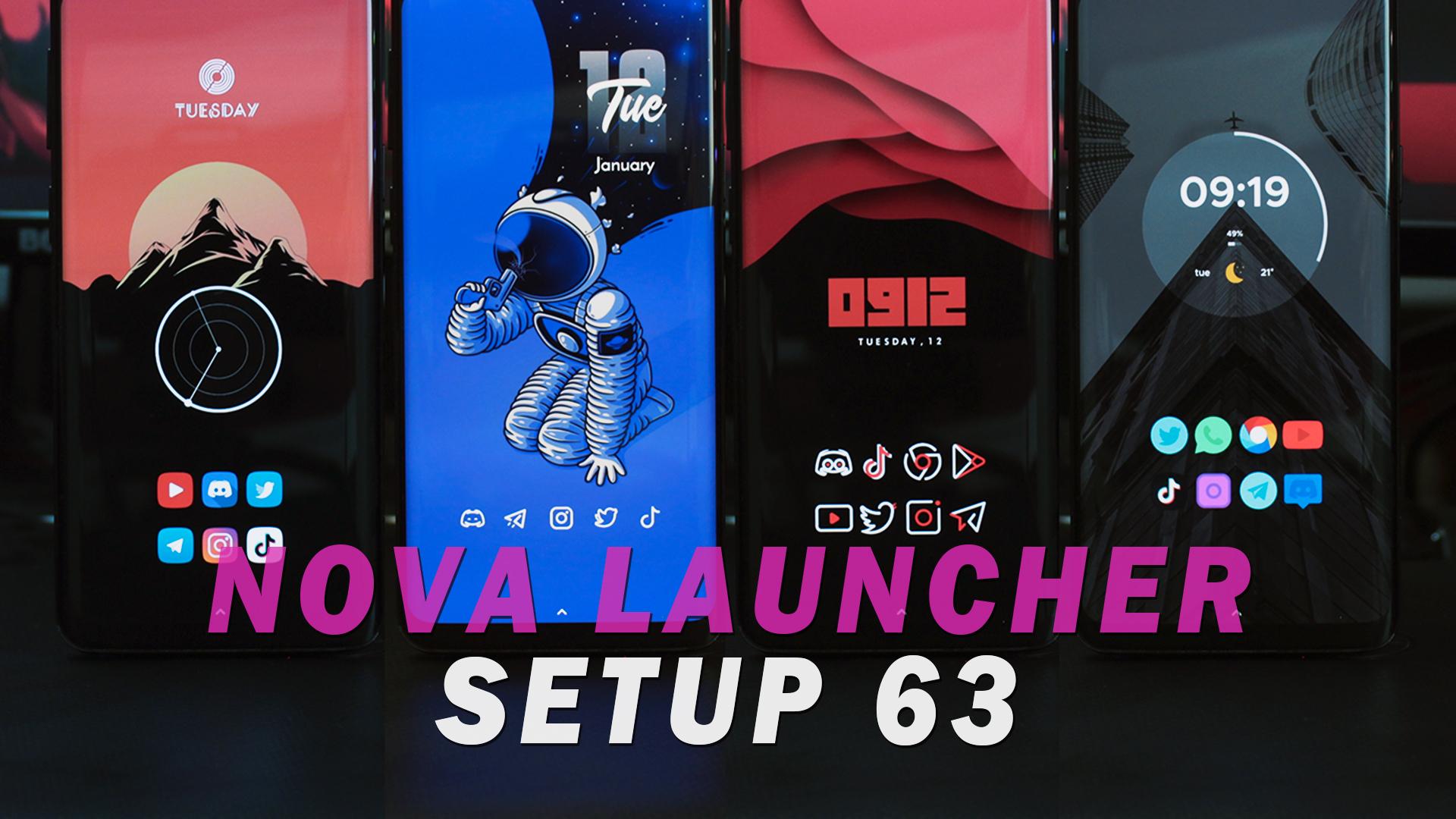4 Personalizaciones Android al Extremo!   Nova Launcher Setup 63