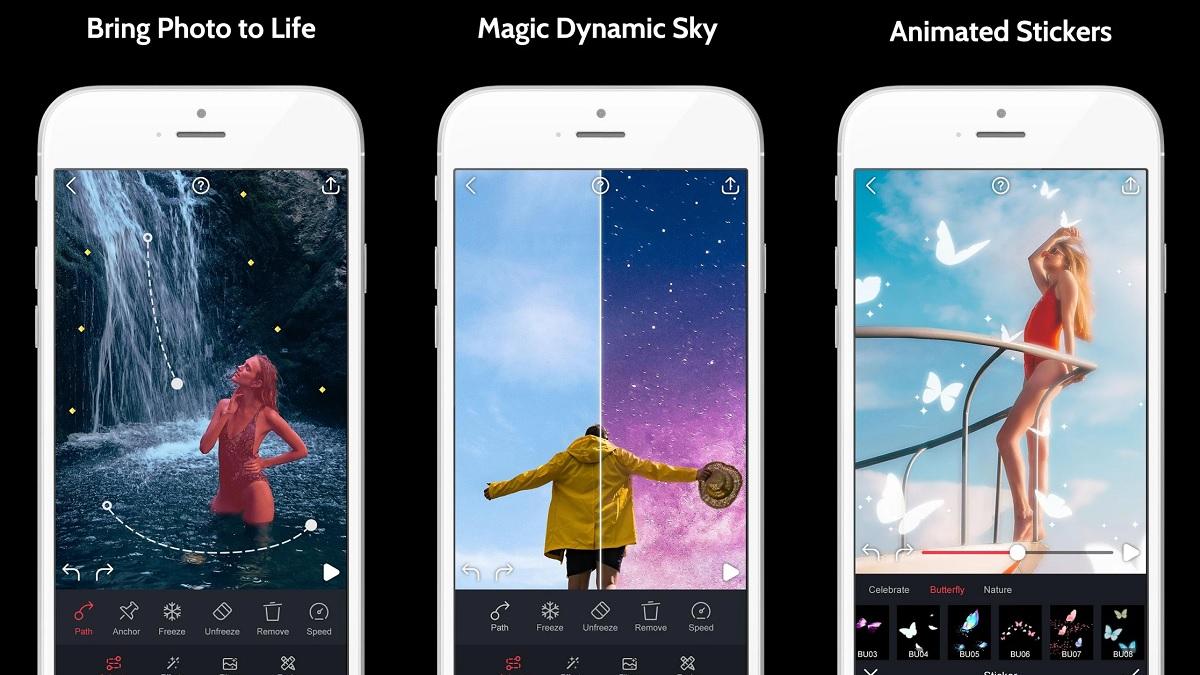 Como Animar y dar Movimiento a Fotos en Android con MovePic