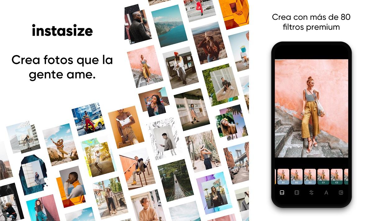 Descarga el Mejor Editor de Fotos Android con InstaSize