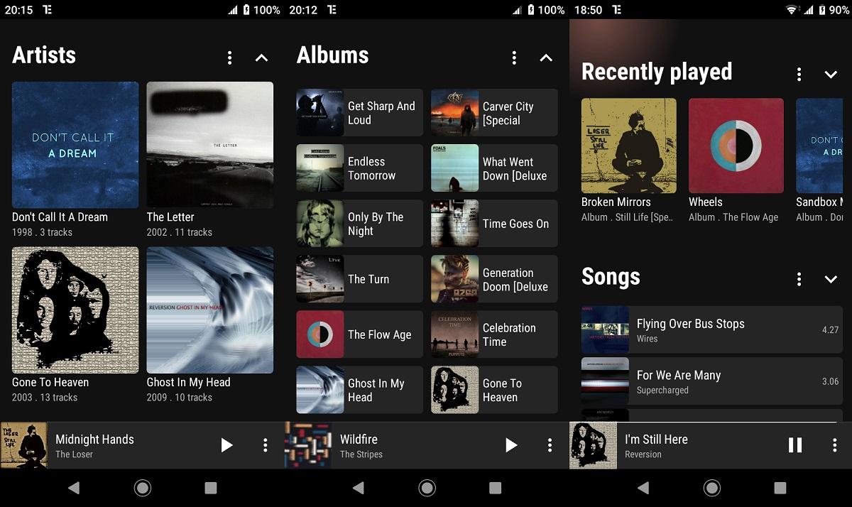 Descarga el Mejor Reproductor de Música Android con Pro Audio Music Player