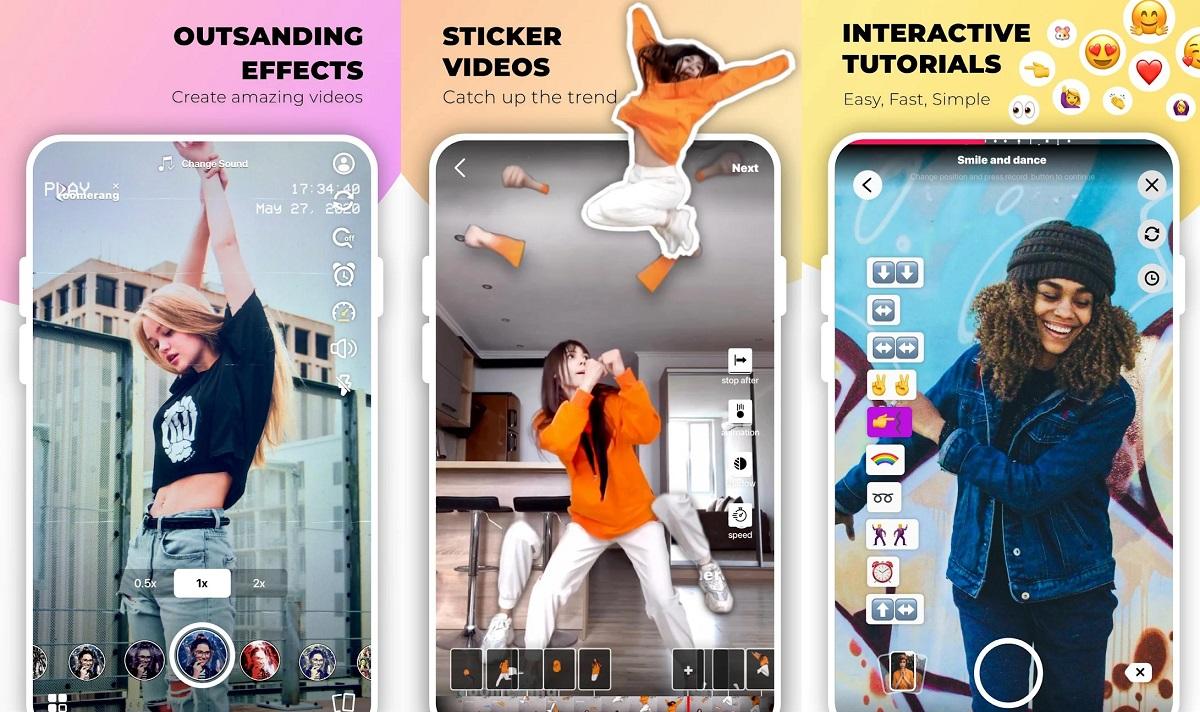 Descarga los Mejores Efectos de Video Android con Zoomerang